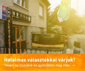 Contact Autósbolt
