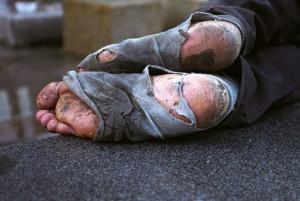 A szegénység bűn